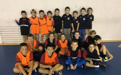 Ecole de Hand: Plateau à Jean Dauget