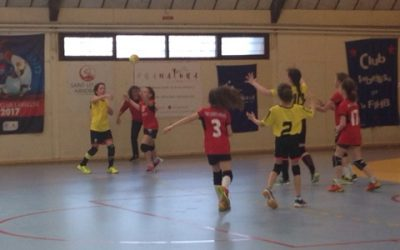 -11F1 vs Villenave d'Ornon HB