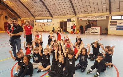Plateau Ecole de Handball Petit 10/03
