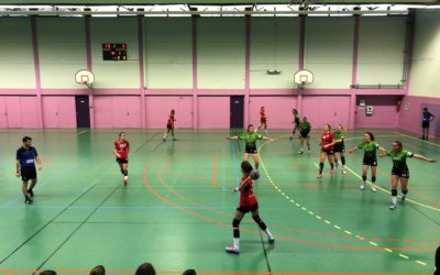SF N2 vs ES BLANQUEFORTAISE HBC